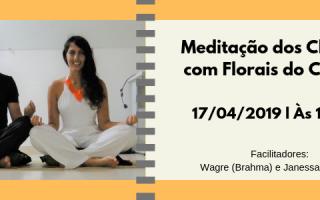 Meditação com Florais