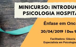 Introdução à Psicologia Hospitalar