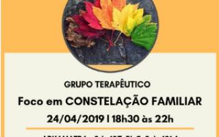 Constelação Familiar - Grupo Terapêutico